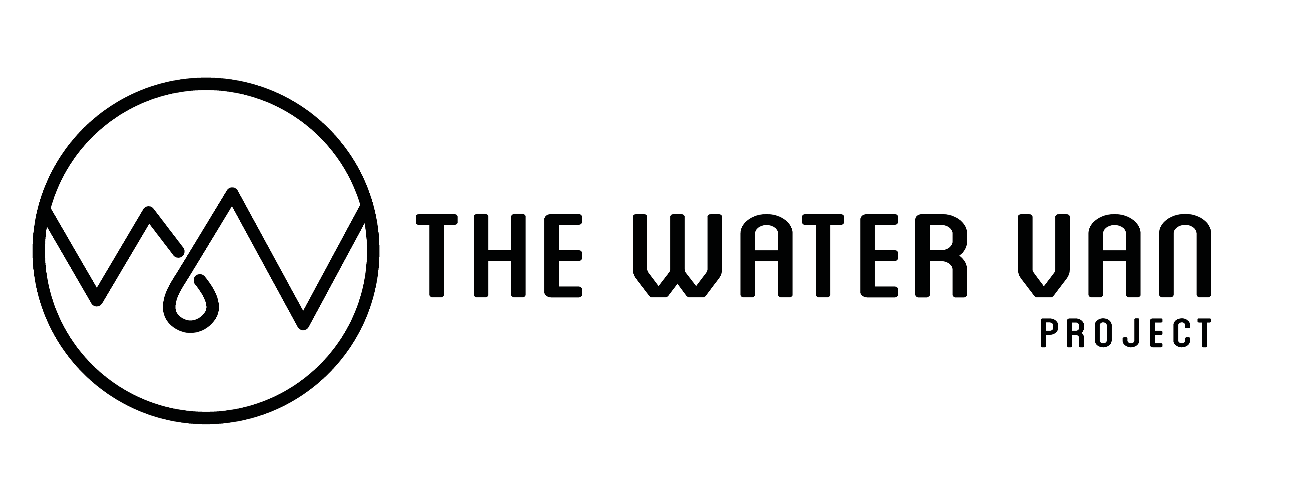 Logo The Water Van Project