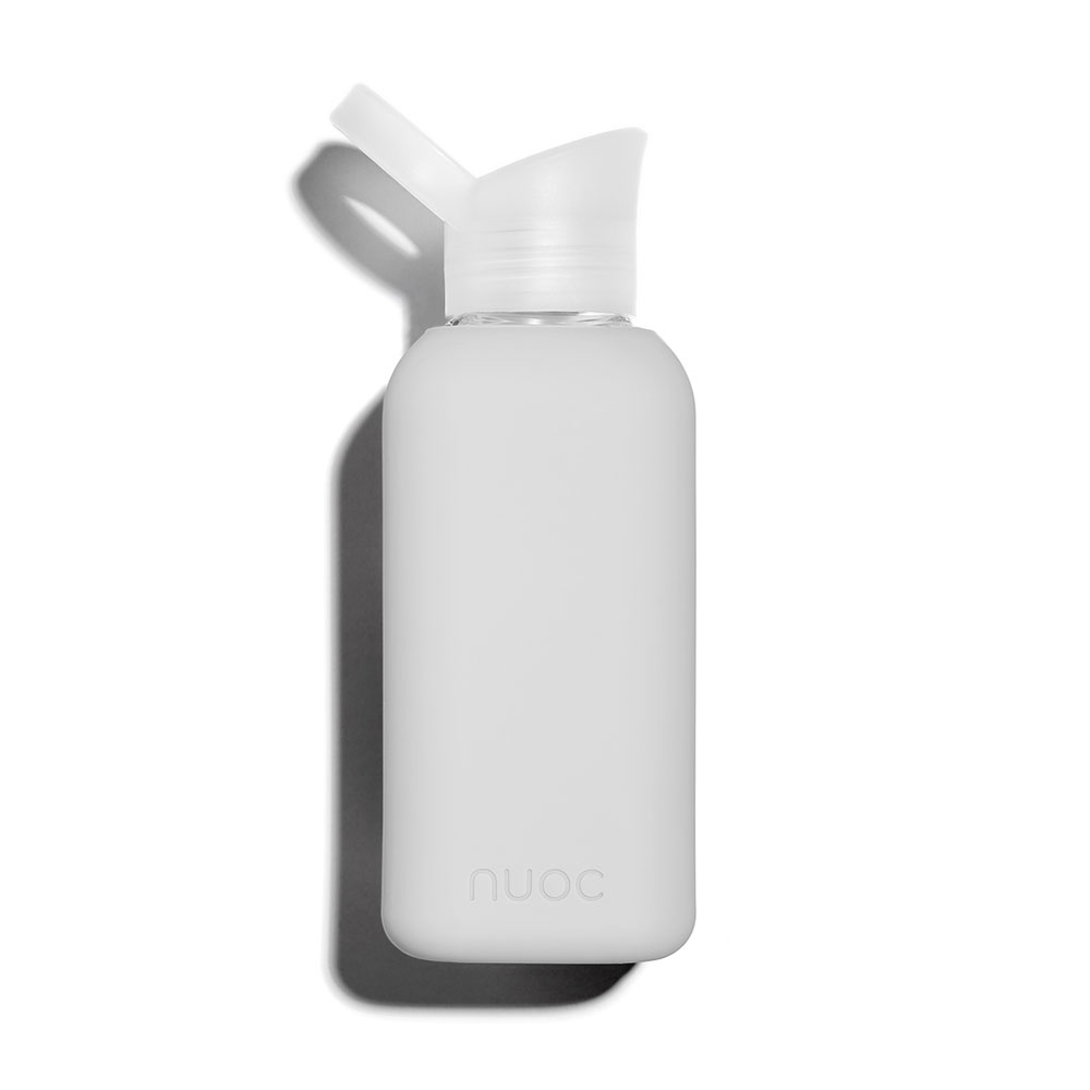 botella nuoc Norhike color blanco