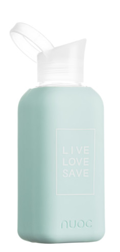 Biarritz - Live Love Save collection - Botellas de vidrio Nuoc