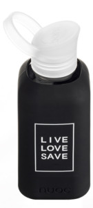 LLS Kreme 500ml - Live Love Save collection - botella de vidrio Nuoc