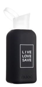 Kreme - Live Love Save collection - Botellas de vidrio Nuoc