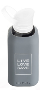 LLS Salt 500ml - Live Love Save collection - botella de vidrio Nuoc