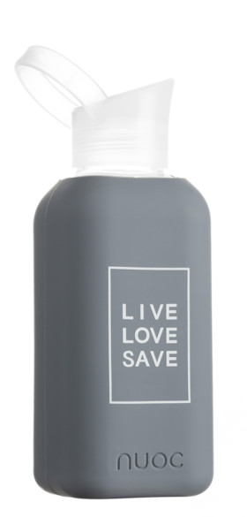 Salt - Live Love Save collection - Botellas de vidrio Nuoc