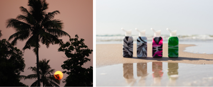 Nuoc life, Lost Paradise collection